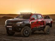 Chevrolet Colorado ZR2 por Hall Racing debuta