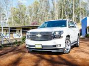 Chevrolet Tahoe 2015 a prueba