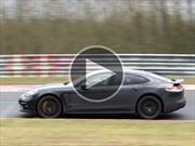 Video: el nuevo Porsche Panamera es el sedán más rápido de Nürburgring