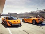 Silverstone une a los McLaren P1 y F1