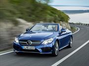 Mercedes-Benz Clase C Cabriolet 2017, la nueva generación a cielo abierto