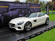 Mercedes-AMG GT S: Debut oficial en Chile