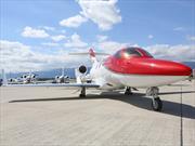 Honda Aircraft Company entrega la primera unidad del HondaJet