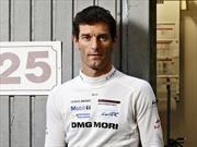 Mark Webber deja el automovilismo para trabajar con Porsche
