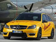 Mercedes-Benz C63 AMG Wagon por Wimmer RS
