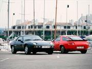 Se cumplen 40 años del Porsche 928