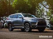 Probando el Mitsubishi Montero Sport 2017