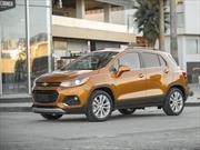 Chevrolet Trax 2017 llega a México desde $273,900 pesos