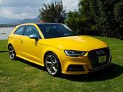Audi A3 2017 llega a México desde $384,900 pesos