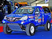 Team Foton cumple gran actuación en el Atacama Rally