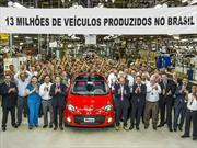 FIAT-Chrysler invierte en Brasil 7,451 millones de d&#243;lares