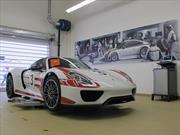 Porsche capacita a técnicos para dar servicio al 918 Spyder en México