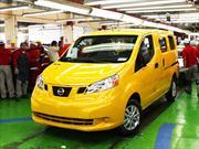 """Nissan ya empezó a fabricar """"El taxi del futuro"""""""