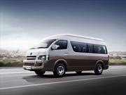 Brilliance hace su debut en el segmento de furgones con el nuevo H2L