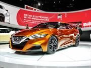 Nissan Sport Sedan Concept debuta