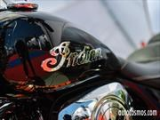 Indian Springfield debuta en Expo Motos 2016