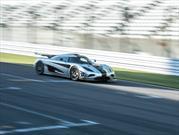 Koenigsegg One 1 tiene el nuevo récord de la pista de Suzuka