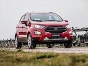 Ford Ecosport se renueva por completo
