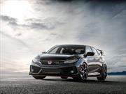 Se viene el nuevo Honda Civic Type R