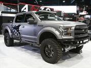 Ford F-Series galardonada como la Hottest Truck del SEMA Show 2016