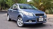 Nuevo Chevrolet Aveo G3 a prueba