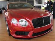 Bentley Continental GT V8 S llega a México