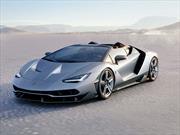 Lamborghini Centenario Roadster se presenta en Pebble Beach 2016