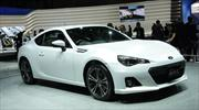 Subaru BRZ en el Sal&#243;n de Tokio 2011