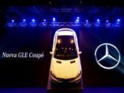 Los nuevos Mercedes-Benz GLE y GLE Coupé se lanzan en Argentina