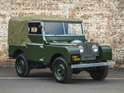 Land Rover Serie I 'Reborn'. 25 obras maestras