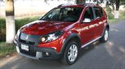 Renault Sandero Stepway 2012 a prueba