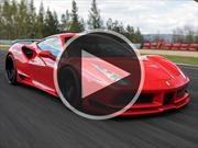 Video: Ferrari 488 GTB por Novitec, furia roja