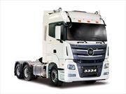 (MALA) Foton lanza nuevo camión Auman 3344 6x4 en Chile