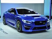 Subaru WRX Concept, estrella que se roba la atención en Alemania
