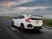 Honda Civic Type R 2017 a prueba