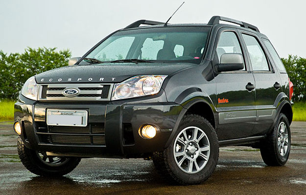 Ford EcoSport 2011 y 2013: Exclusivo Autocosmos Perú
