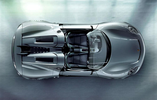Porsche 918 Spyder llegará a producción