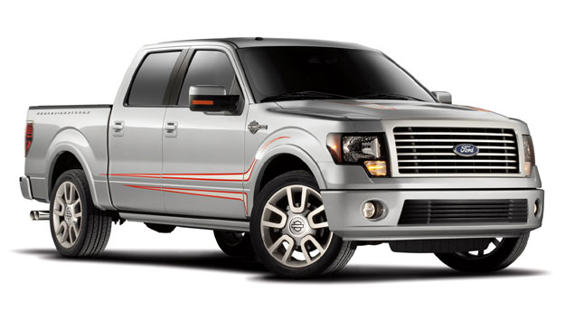 Ford F-150 Harley Davidson 2011