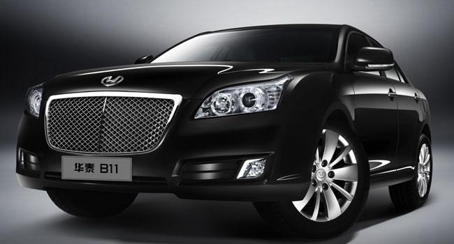 Saab se une al fabricante Hawtai