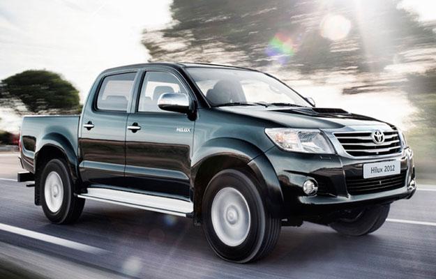 Toyota Hilux anticipamos la renovación 2012