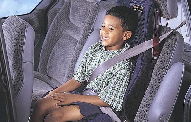 Los mejores asientos elevados para niños