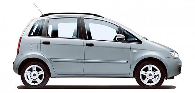 M s equipamiento para el fiat idea for Fiat idea 2009 precio