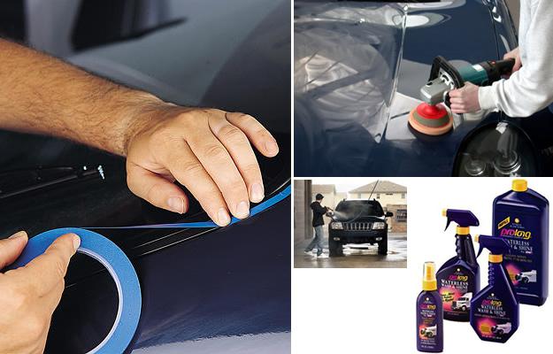 ¿Cómo cuidar la pintura de nuestro auto?