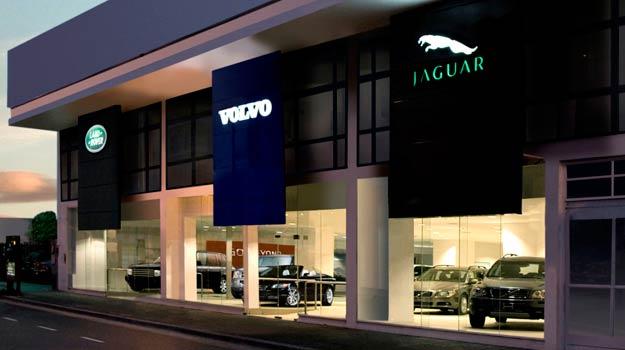 Ditecar: representante oficial Volvo, Land Rover y Jaguar en el país