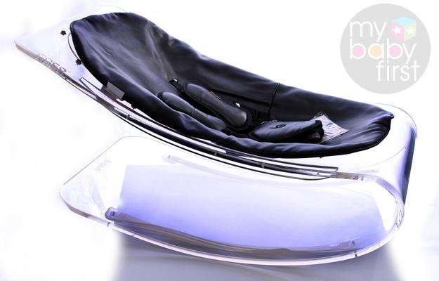 Coco Bloom, la silla de lujo para bebé