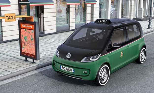 VW Milano Taxi Concept: ecológico de producción masiva