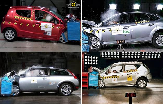 ¿Qué es la Euro NCAP?