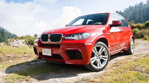 BMW X5 M 2011 a prueba