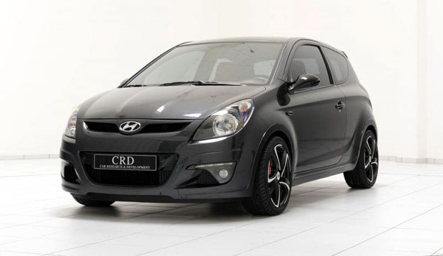 hyundai i20 sport edition por brabus. Black Bedroom Furniture Sets. Home Design Ideas