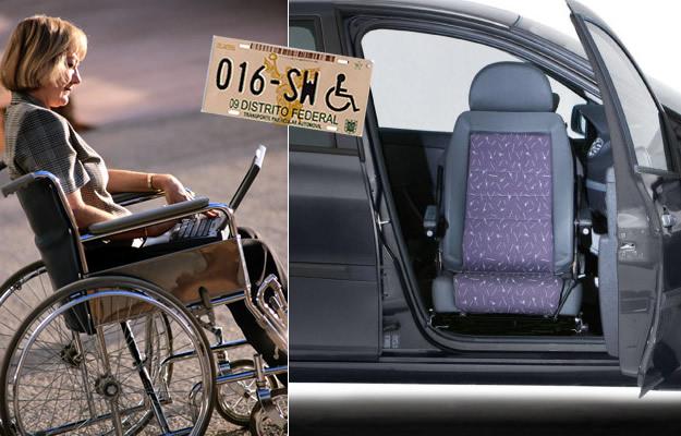 Conoce cómo tramitar las placas de vehículos para personas con discapacidad